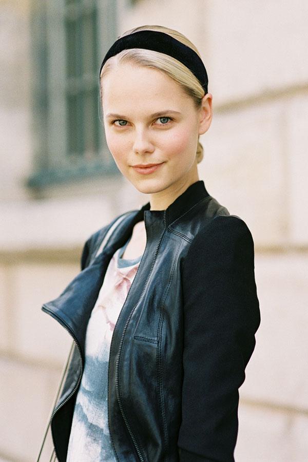Vanessa Jackman: Paris Couture Fashion Week AW 2012/13.Anna