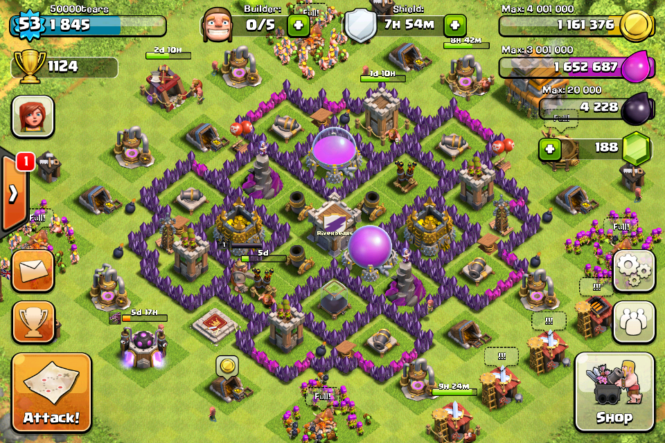 Donate Spell Coc
