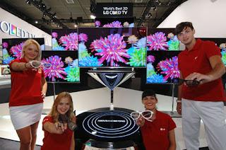 LG 3D product