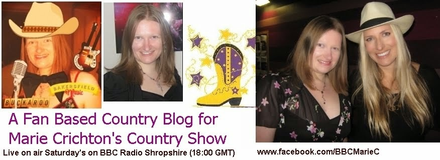 Marie Crichton's Country Show Blog