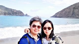 [Lombok] - Mawun Beach | www.meheartseoul.blogspot.com