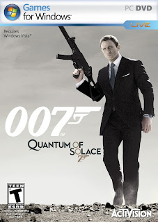007 cover