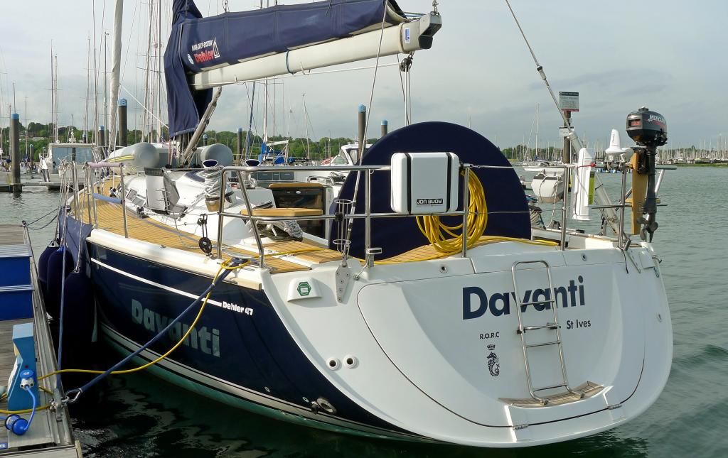 This stunning Dehler 47 hi-tech luxury cruiser has been reduced to £259000.