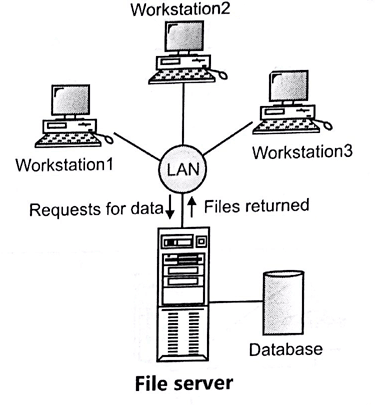 Multi user dbms architecture im frosty the file server architecture has three main disadvantages thecheapjerseys Image collections