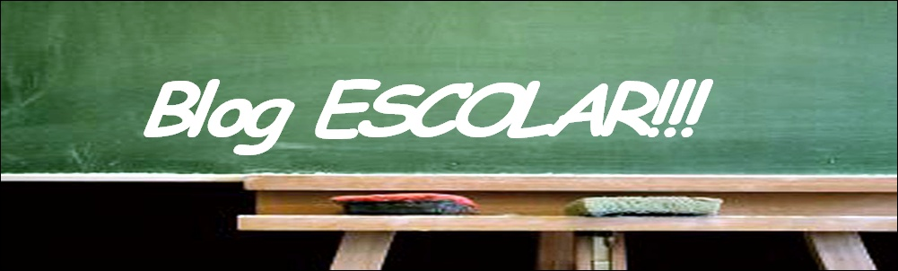 Blog Escolar