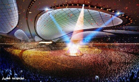 ملعب اليابان الحديث New-Sports-Stadium-in-Tokyo-4