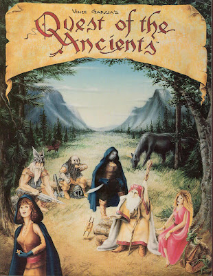 quest of the Ancients RPG