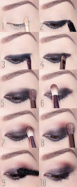 Urban Decay Tutorial : Naked Palette Looks