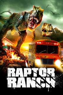 Raptor Ranch (2013) Hindi Dual Audio BluRay | 720p | 480p