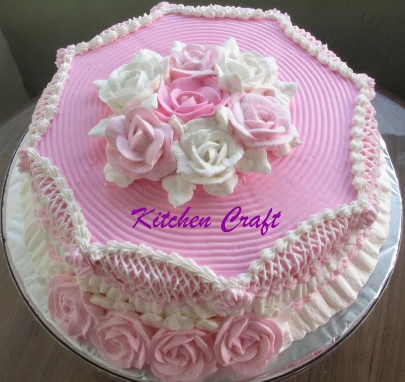 hiks ngidam kue tart ultah michael ulang tahun sepupu ipar bersama kue ...