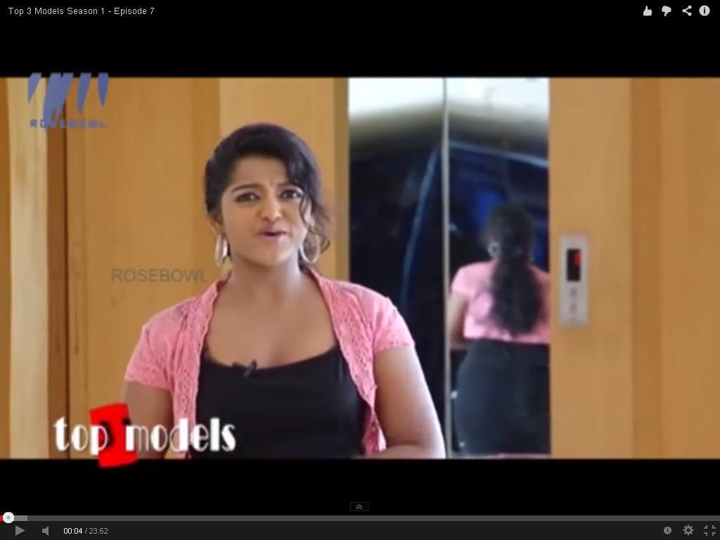 Hot Anchor Meera Meera Anil Latest Hot Photos