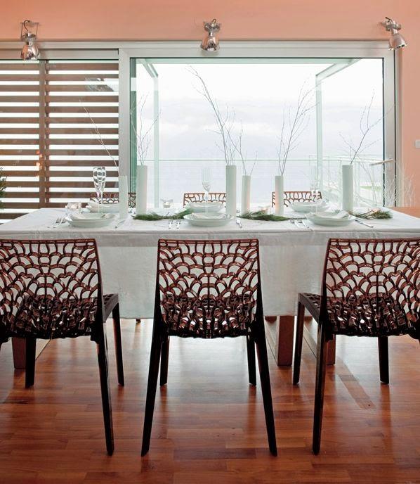 Blog de decora o arquitrecos banquetas e mesas bistr for Mesas para restaurante usadas