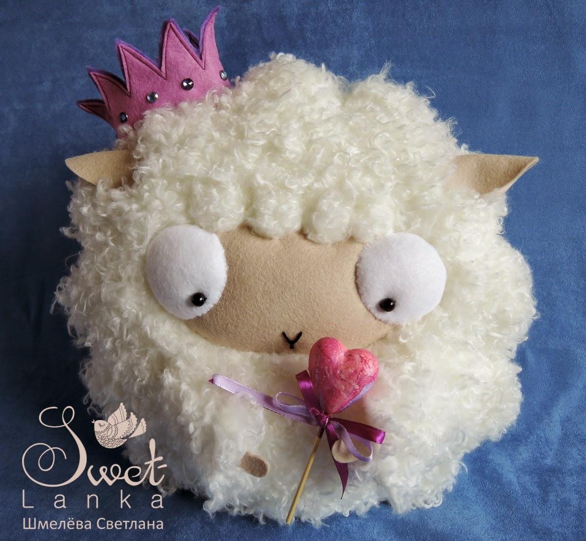 овечка принцесса