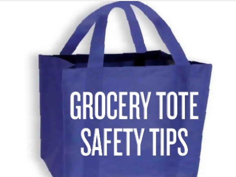 Could Those Reusable Grocery Bags Make You Sick? - Nutrition and ...