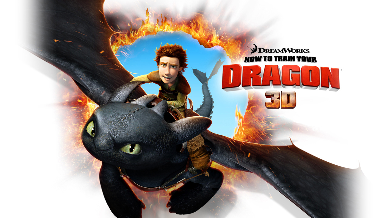 MoviE Picture: How to Train Your Dragon [2010]