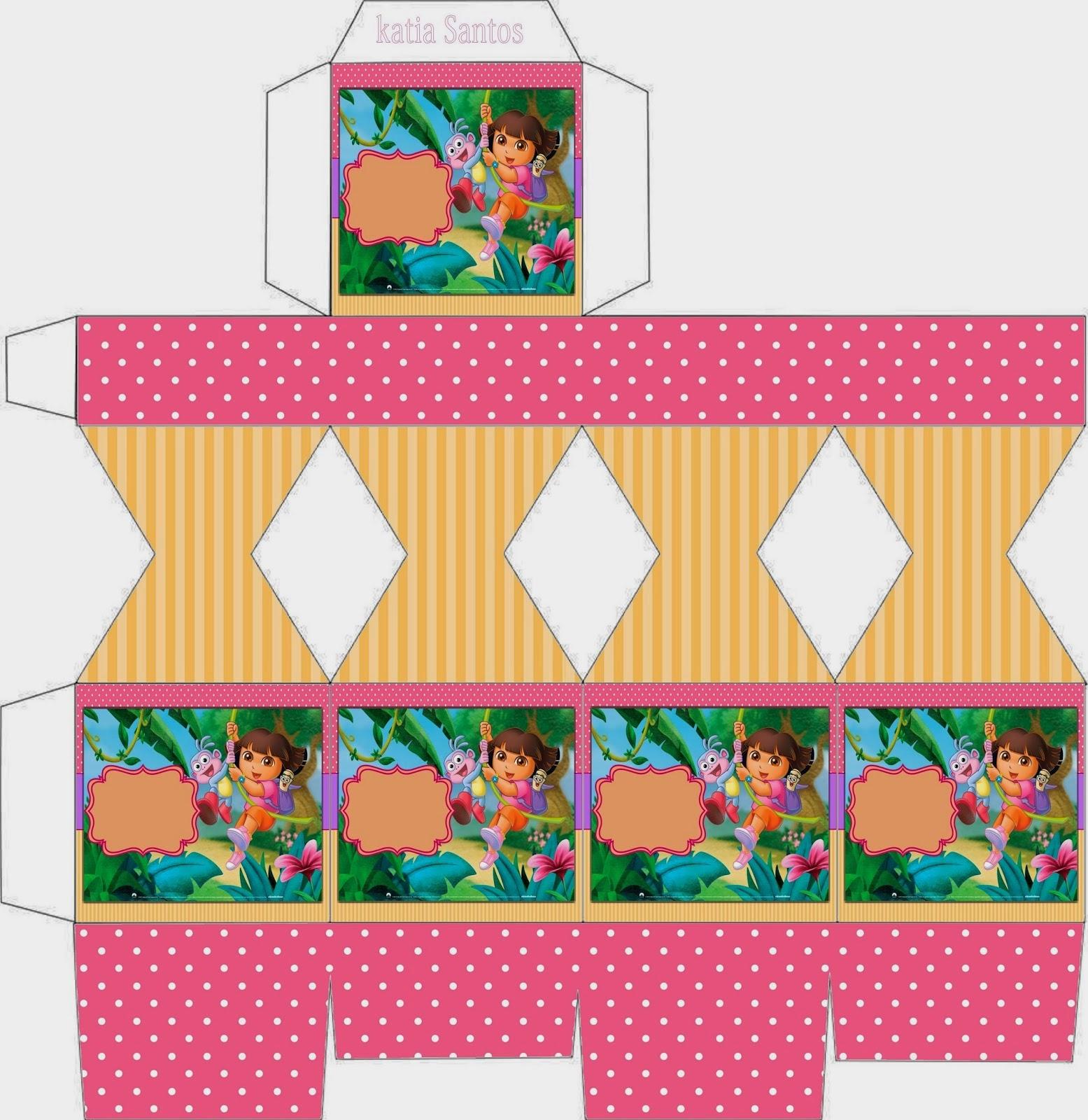 Dora The Explorer Invitations for perfect invitation ideas