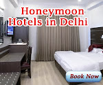 Book hotels in Delhi