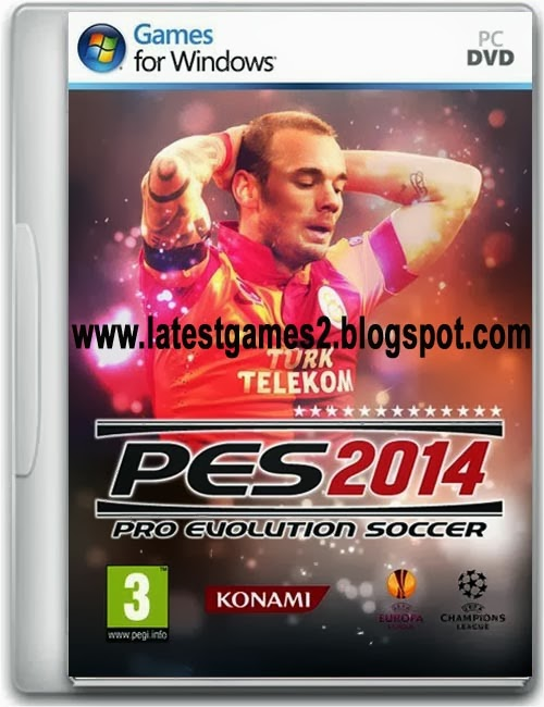 Serial Keys Free | Pro Evolution Soccer 2014 Game PC Serial + Crack