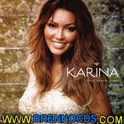 Karina – Você Merece Samba (2013) | músicas
