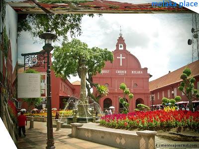Melaka Place in Trivandrum