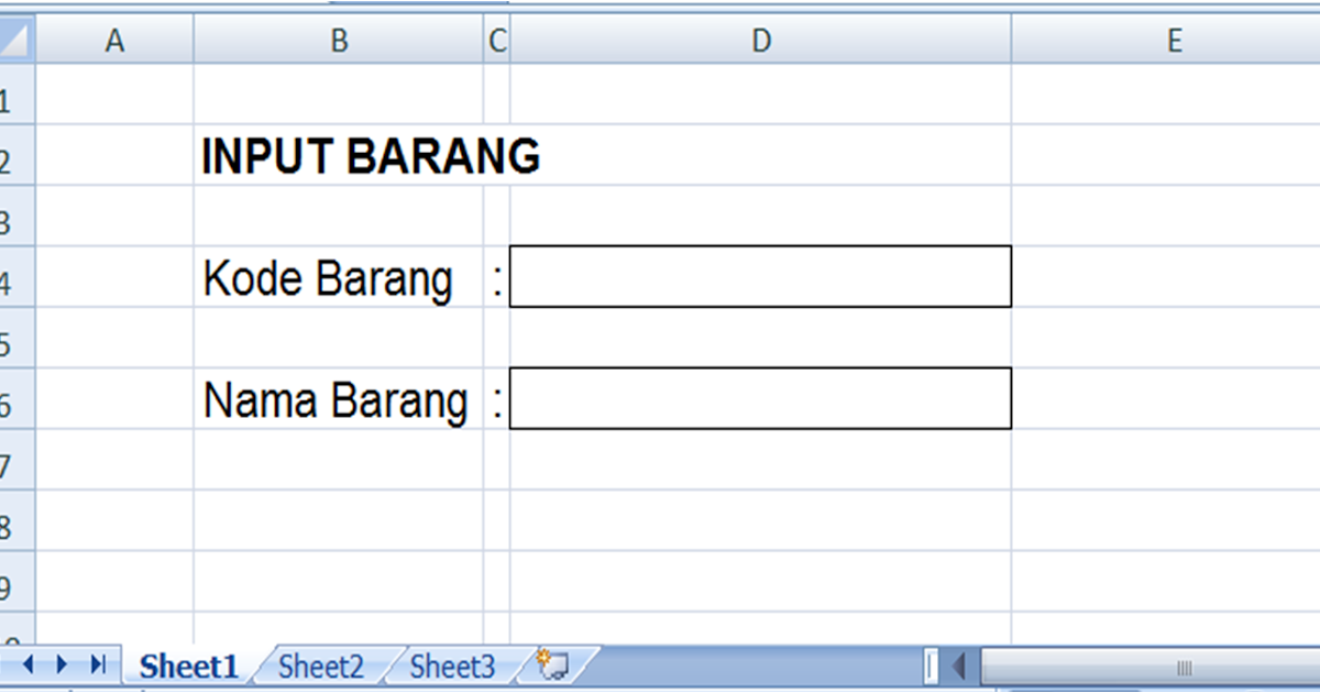 Gambar 1 Form Sheet1 Png