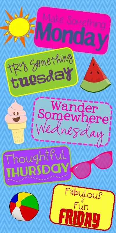 Mrs. Jackson's Class Website Blog: Summer Theme Units-Lessons ...