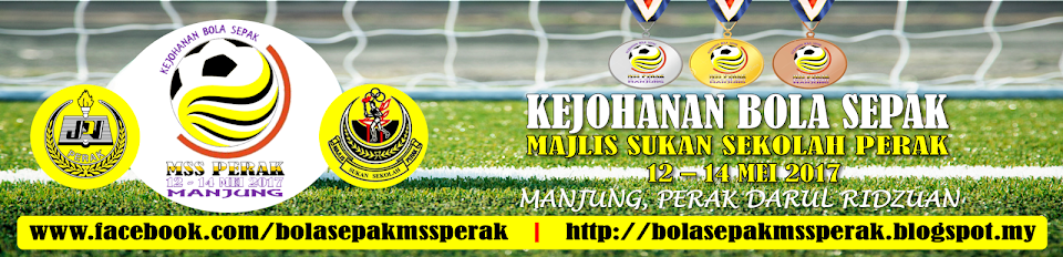 Kejohanan Bola Sepak MSS Perak 2017