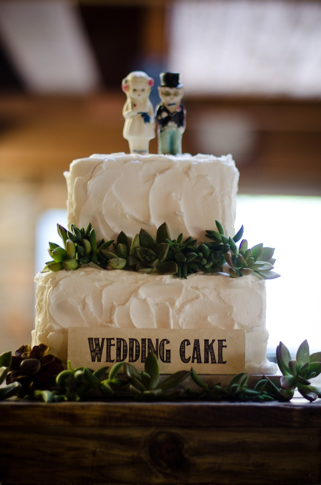 Rustic Vintage Wedding Cake Toppers Viewing Gallery