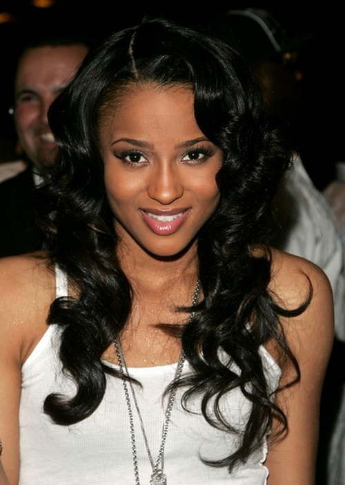 Prom Hairstyles for Black Girls with Long Hair