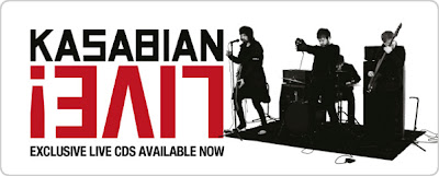 KASABIAN Live 2011 CD