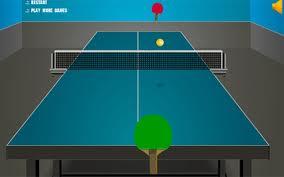 2 Kişilik Masa Tenisi Oyunu