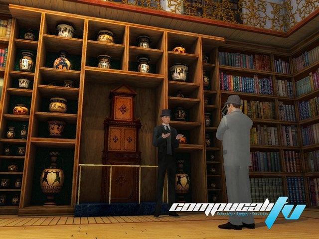 Sherlock Holmes: Nemesis PC Full