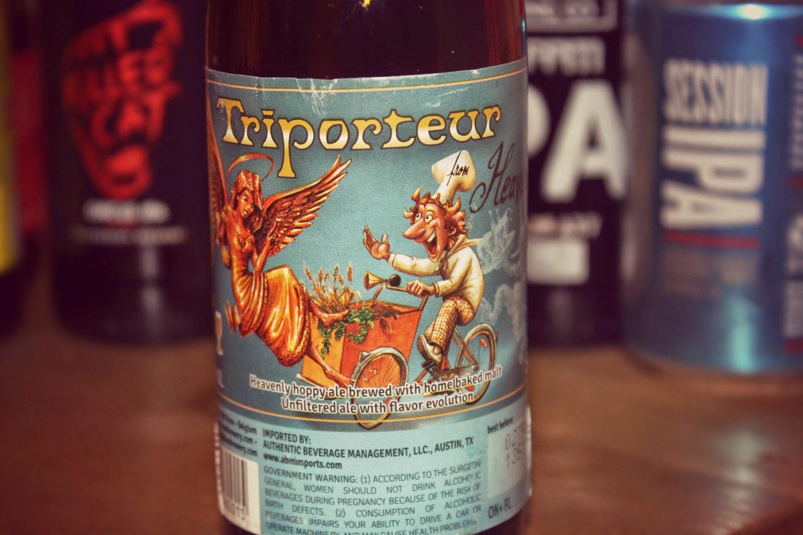 Belgian BOM Brewery beer