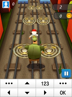 Subway Surfers Samsung Corby Games Free Download - 240x320 Corby 2 (GT