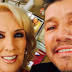 MIRTHA LEGRAND RECIBIO A MARCELO TINELLI