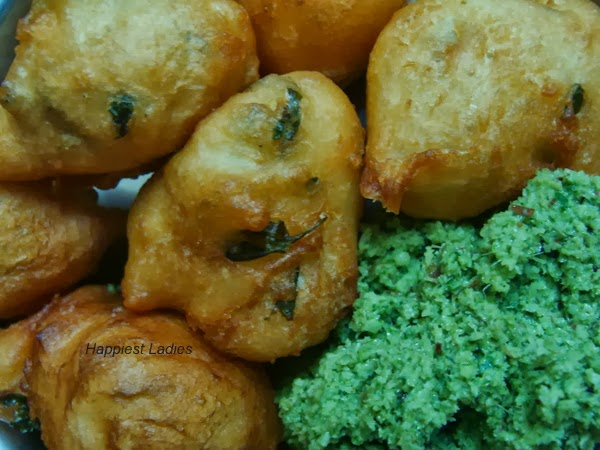 How to prepare Mangalore Bajji+indian recipe