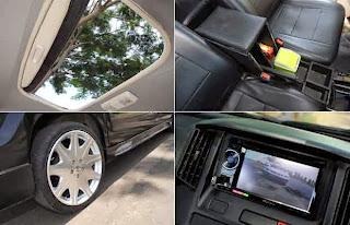 Modified Daihatsu GranMax D 2011