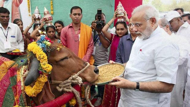Larang Muslim Makan Sapi, IS Ancam Mati PM India