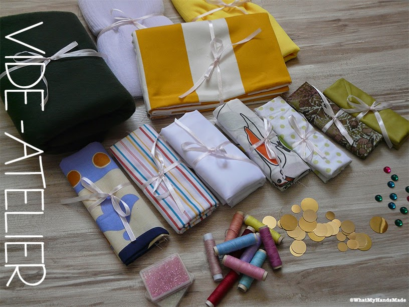 What my hands made blog diy couture et upcycling - Vide dressing montpellier ...