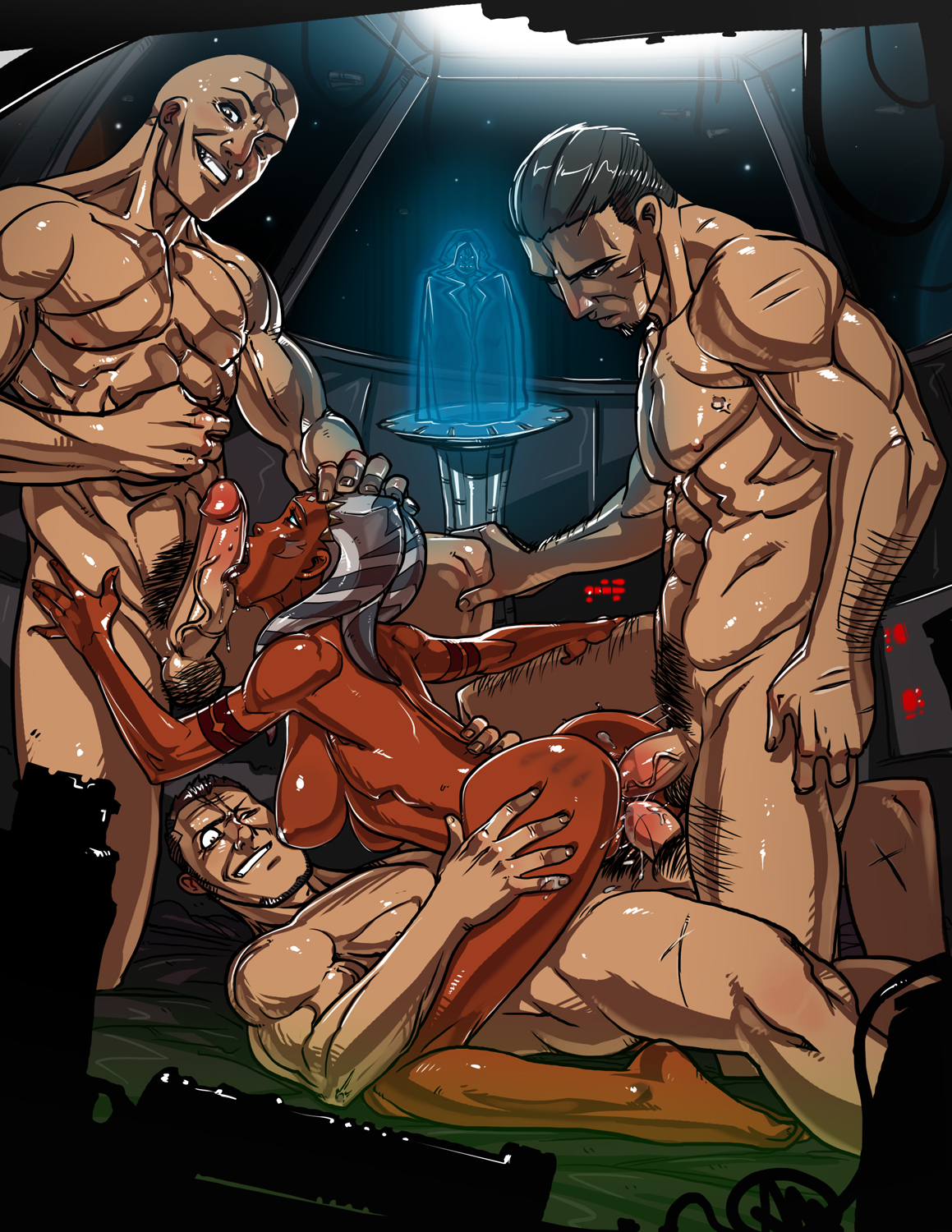 Star wars the clone wars nackt sex porn videos