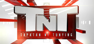 "Broadcast journalist Anthony ""Tunying"" Taberna will satisfy the curiosity of the public on issues and controversies about society's trending people in his new current affairs program ""Tapatan ni Tunying"" (TNT), […]"
