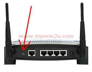 Configure Wireless Router1