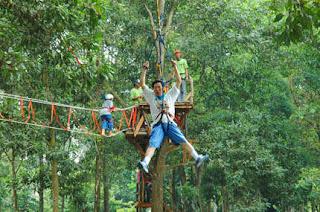 Taman Rekreasi Alam Mayang