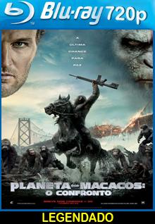 Assistir Planeta dos Macacos: O Confronto Legendado 2014