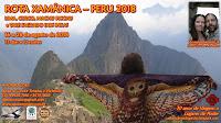 ROTA XAMÂNICA PERU 2018