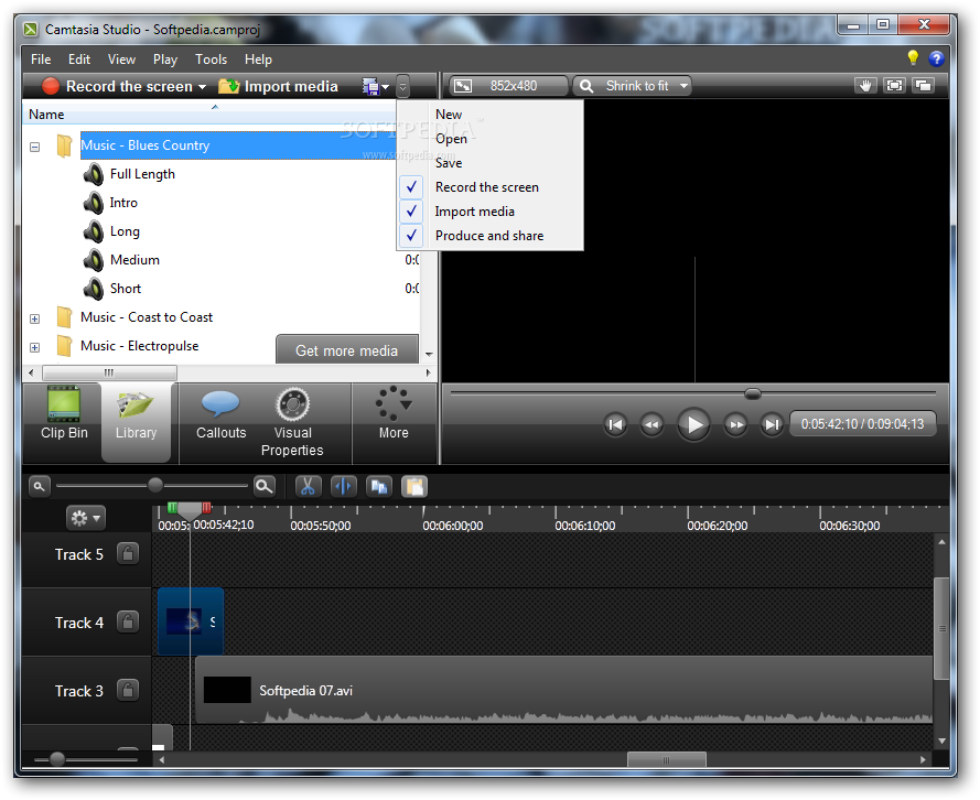 Camtasia Studio v8.2.1 Build 1423 [Multi]