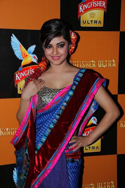 Meera Chopra at blenders pride hyderabd interanational fashion week