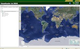 visualizador de informações geoespaciais