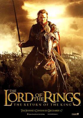 o senhor dos anéis o retorno do rei
