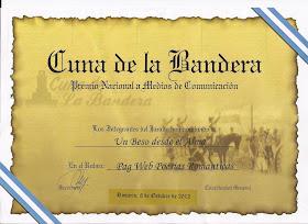 PREMIO CUNA DE LA BANDERA 2012